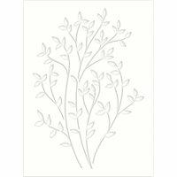 Penny Black - Stencils - Leaf Frolic