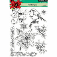Penny Black - Clear Photopolymer Stamps - Winter Joy