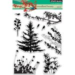Penny Black - Clear Acrylic Stamps - Woodland Beauty
