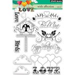 Penny Black - Clear Acrylic Stamps - With Affection
