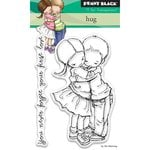 Penny Black - Clear Photopolymer Stamps - Hug