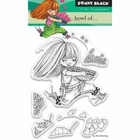 Penny Black - Clear Photopolymer Stamps - Bowl of