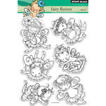 Penny Black - Clear Acrylic Stamps - Fairy Flutters