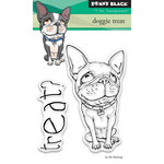 Penny Black - Clear Acrylic Stamps - Doggie Treat