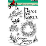 Penny Black - Christmas - Clear Photopolymer Stamps - A Festive Season