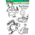 Penny Black - Christmas - Clear Photopolymer Stamps - To All