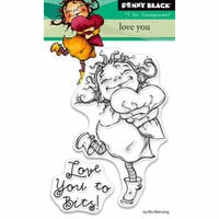 Penny Black - Clear Photopolymer Stamps - Love You