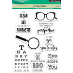 Penny Black - Clear Acrylic Stamps - Perspective