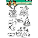 Penny Black - Clear Acrylic Stamps - Good Times
