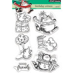 Penny Black - Clear Acrylic Stamps - Birthday Critters