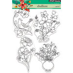 Penny Black - Clear Acrylic Stamps - Ebullient