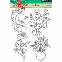 Penny Black - Clear Photopolymer Stamps - Ebullient