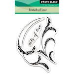 Penny Black - Clear Acrylic Stamps - Branch of Love
