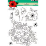Penny Black - Clear Acrylic Stamps - Radiant