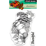 Penny Black - Clear Acrylic Stamps - Abundance