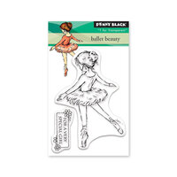 Penny Black - Clear Photopolymer Stamps - Ballet Beauty