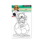 Penny Black - Full Bloom - Clear Photopolymer Stamps - Star