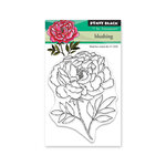 Penny Black - Full Bloom - Clear Photopolymer Stamps - Blushing