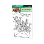 Penny Black - Full Bloom - Clear Photopolymer Stamps - Bunches For You
