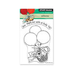 Penny Black - Full Bloom - Clear Photopolymer Stamps - Airborne