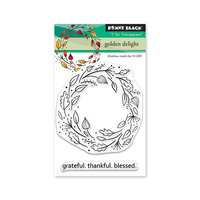 Penny Black - Clear Photopolymer Stamps - Golden Delight