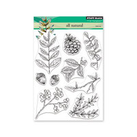 Penny Black - Clear Photopolymer Stamps - All Natural