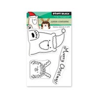 Penny Black - Clear Photopolymer Stamps - Xmas Costumes