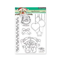 Penny Black - Christmas - Clear Photopolymer Stamps - Togetherness