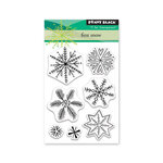 Penny Black - Christmas - First Snow Collection - Clear Photopolymer Stamps - First Snow