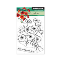 Penny Black - Clear Photopolymer Stamps - Enliven