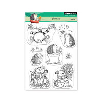 Penny Black - Clear Photopolymer Stamps - Plant Joy