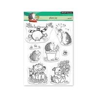 Penny Black - Clear Photopolymer Stamps - Plant Joy