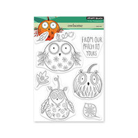 Penny Black - Clear Photopolymer Stamps - Owlsome