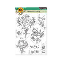 Penny Black - Clear Photopolymer Stamps - Bountiful Beauty