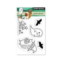 Penny Black - Clear Photopolymer Stamps - Goofy Ghoul