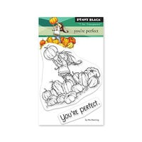 Penny Black - Clear Photopolymer Stamps - You're Perfect