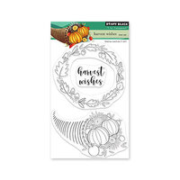 Penny Black - Clear Photopolymer Stamps - Harvest Wishes
