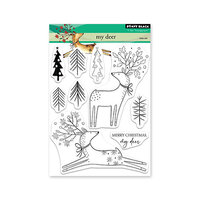 Penny Black - Clear Photopolymer Stamps - Christmas - My Deer