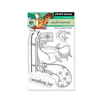 Penny Black - Clear Photopolymer Stamps - Christmas - Joyful Journey