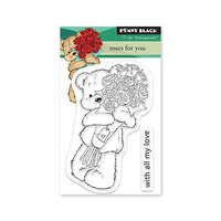 Penny Black - Clear Photopolymer Stamps - Roses For You