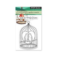 Penny Black - Clear Photopolymer Stamps - Perfect Match