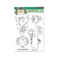 Penny Black - Clear Photopolymer Stamps - HedgeHugs