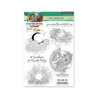Penny Black - Clear Photopolymer Stamps - My Universe