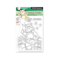 Penny Black - Delight Collection - Clear Photopolymer Stamps - Birthday Bundles