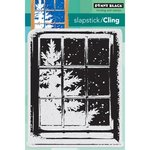 Penny Black - Cling Mounted Rubber Stamps - Frosty Day
