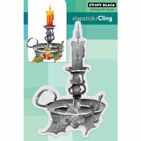 Penny Black - Cling Mounted Rubber Stamps - Flambeau