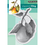 Penny Black - Cling Mounted Rubber Stamps - Perfect Pear