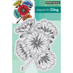 Penny Black - Cling Mounted Rubber Stamps - Burst of Blooms
