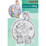 Penny Black - Cling Mounted Rubber Stamps - Stitch in Time