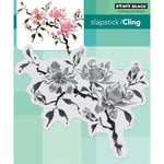 Penny Black - Cling Mounted Rubber Stamps - Magnolia Rhapsody
